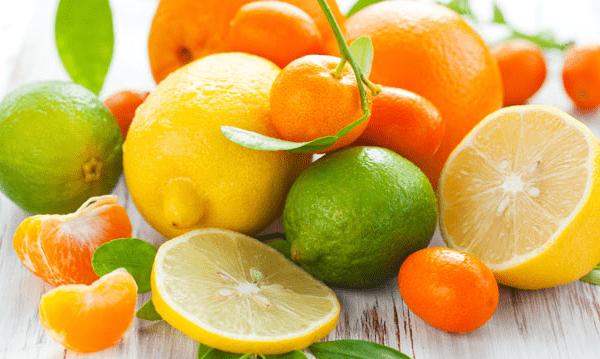 はげ予防 柑橘類